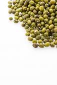 Green mung beans — Stock Photo