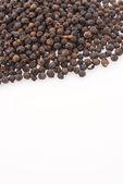 Black pepper — Stock Photo