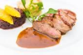 Biftek ördek — Stok fotoğraf