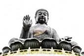 Buda em hong kong — Fotografia Stock