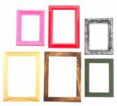 Frames for photo — Foto Stock