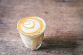 拿铁咖啡 — 图库照片