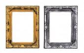 Wooden Frames — Stockfoto