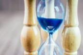 Saat cam — Stok fotoğraf
