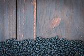 Black beans — Stock Photo