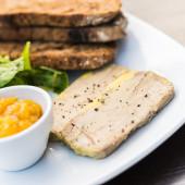 Foie gras — Stock Photo