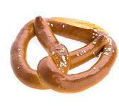 Pretzel isolated — Stock Photo