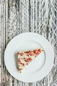 Sweet Cranberry cake — Stock Photo
