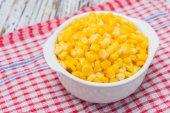 Sweet corn bowl — Foto Stock