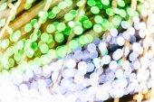 Christmas Bokeh background — Stock Photo