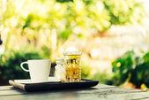 Kahve kupa — Stok fotoğraf