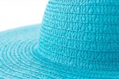 Summer Straw hat — Stock Photo