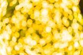 Luces doradas bokeh — Foto de Stock