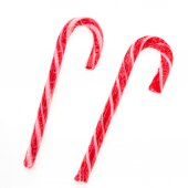 Christmas Candy canes — Stockfoto