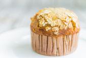 Banana muffin — Stock Photo
