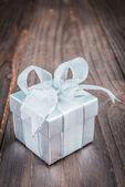 Подарочная коробка — Стоковое фото