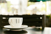 熱いコーヒー カップ — ストック写真
