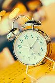 Eski çalar saat — Stok fotoğraf