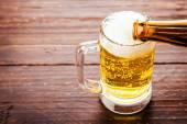 Copo de cerveja — Fotografia Stock
