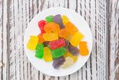 Jelly bear — Stock Photo