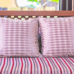 Comfortable Sofa pillows — Stock Photo #66104767