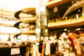 Blur shopping mall — Stock Photo