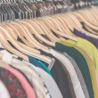 Clothes retail in shop — Stock Photo #66322557