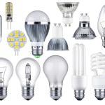 Light bulb set — Stock Photo #58744027