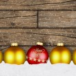 Merry christmas background — Stock Photo #58744791