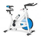 Exercise bike — Stock Photo