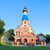 Church of the Intercession in Uzhhorod, Transcarpathia, Ukraine — Stock Photo