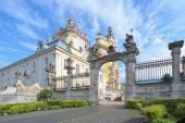 Catedral de San Jorge en Lviv — Foto de Stock