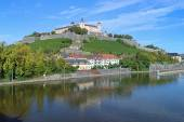 Marienberg Fortress in Wurzburg, Germany — Stock Photo