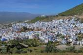 View of Chefchaouen, Morocco — Stock Photo