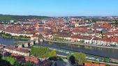 View of Wurzburg, Germany — Stock Photo