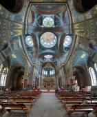 Interior of St. Panteleimon Cathedral in New Athos Monastery, Abkhazia — ストック写真