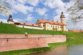 Nesvizh Castle in Byelorussia — Stock Photo