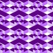Geometric texture in op art design — Stock Vector