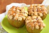 Pečené jablko — Stock fotografie