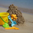 Childrens beach toys — Stock Photo #63431827