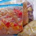 ������, ������: Chicken Crockpot Freezer Meals