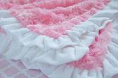 Layette for newborn baby girl — Stock Photo