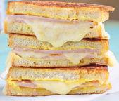 Monte Cristo sandwich — Stock Photo