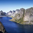 Lofoten, Norway — Stock Photo #53081849