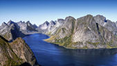 Lofoten, Norway — Foto Stock