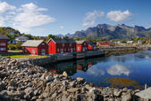 Lofoten, Norway — Foto de Stock