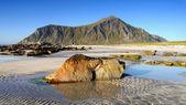 Lofoten, Norwegen — Stockfoto