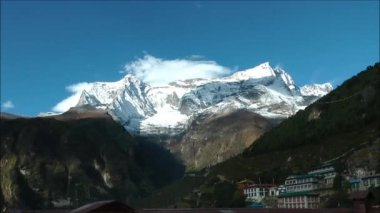 Laps de temps de l'Himalaya — Vidéo