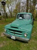 American veteran cars — Stock Photo