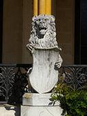 ライオンの像 — ストック写真